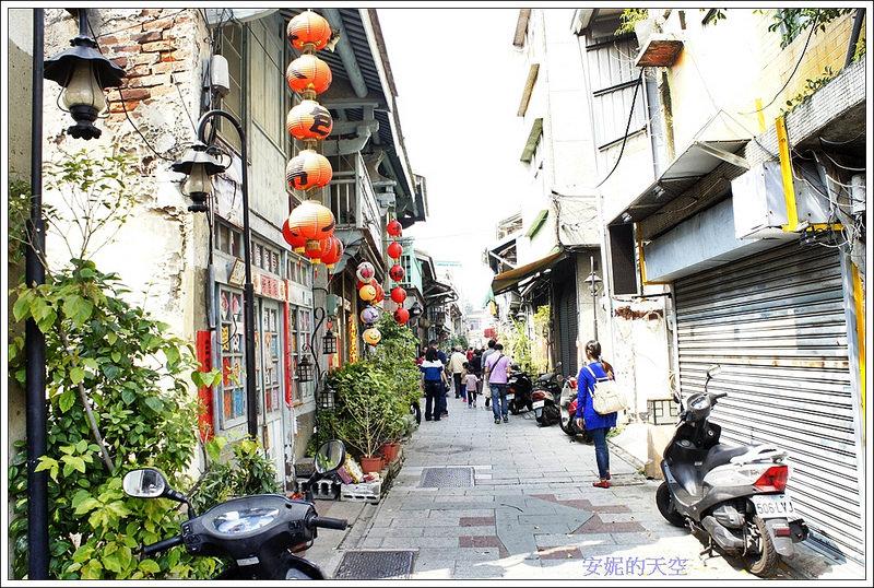 [遊。台南]新春慢走神農街  老街處處是趣味  台南餐廳真好威 @TAIKOO  太古101