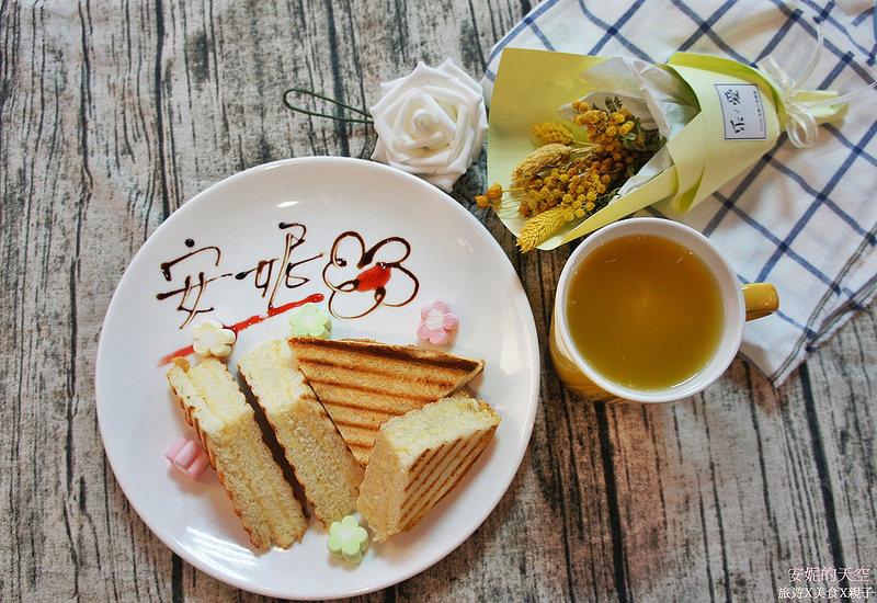 [新莊早午餐 福旺亭] 樸實平凡裡的不簡單好滋味 繽紛四色飯 澎派早午餐 老闆親切到讓我想要天天來